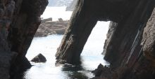 Rock Arches, Umphin Island, Co. Donegal.